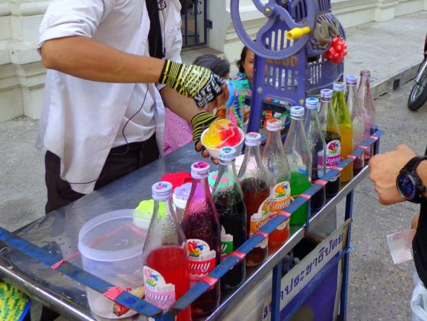 Bangkok Thailand drinks