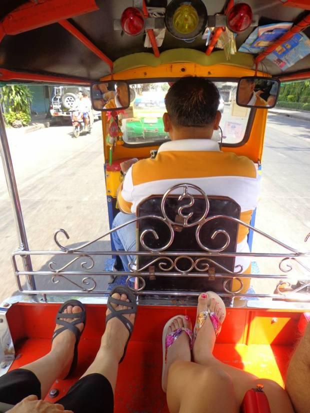 Bangkok Thailand tuc tuc 2