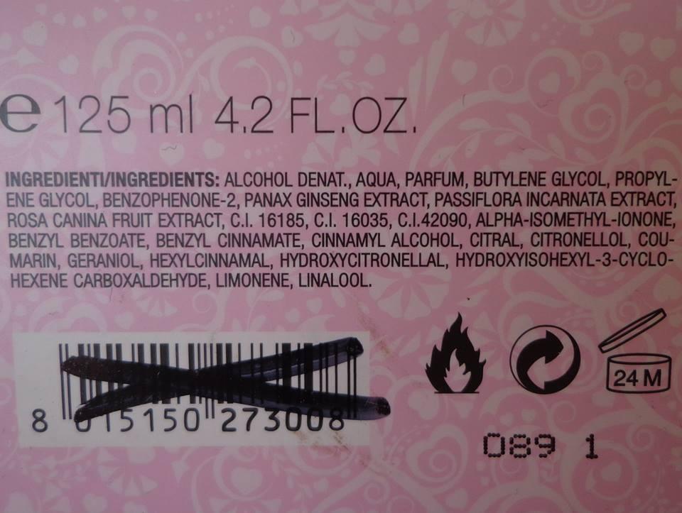 Victoria Secret Midnight Exotics Deep Berry Fragrance | This
