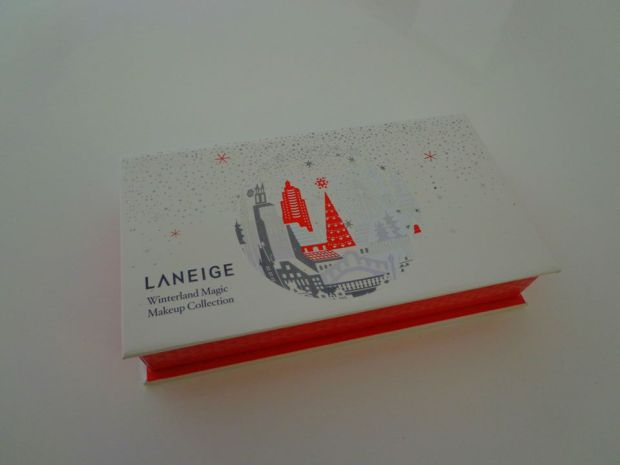 laneige winterland magic makeup6