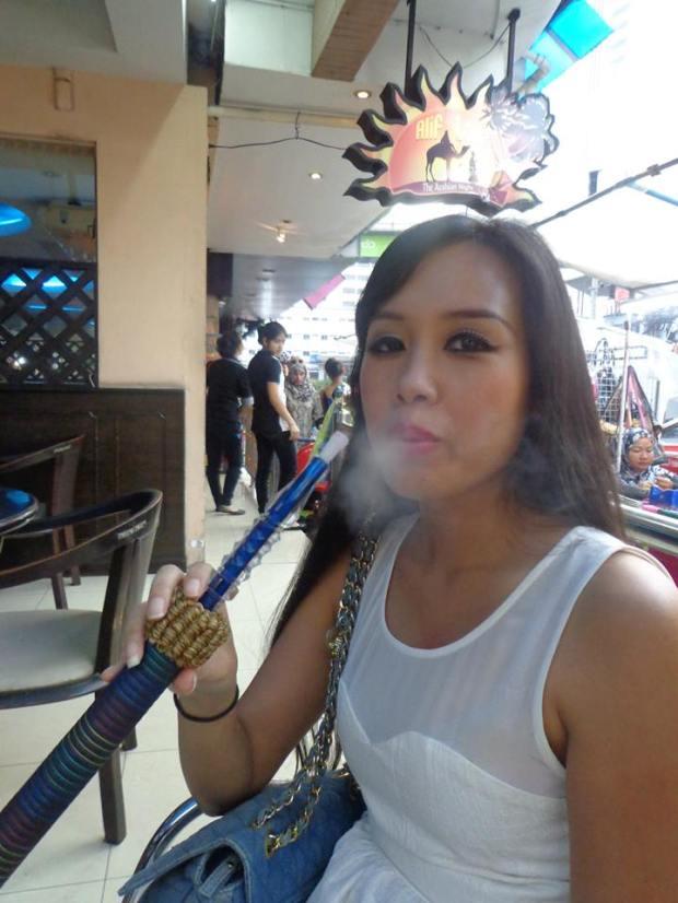 Thailand Bangkok Soi Arab