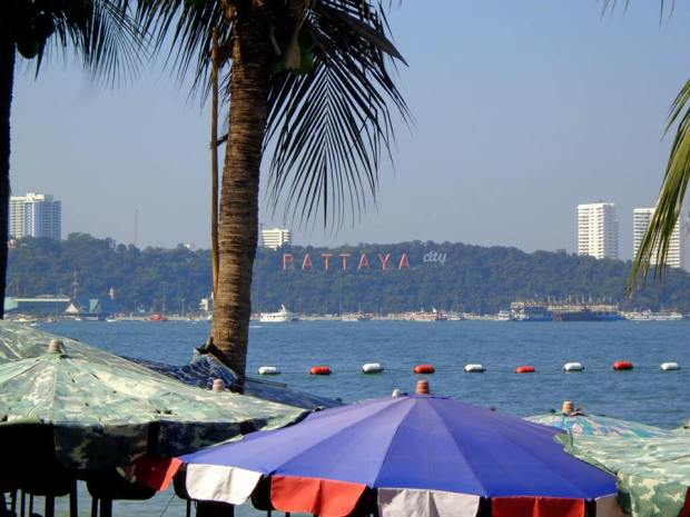Thailand Pattaya Beach 3