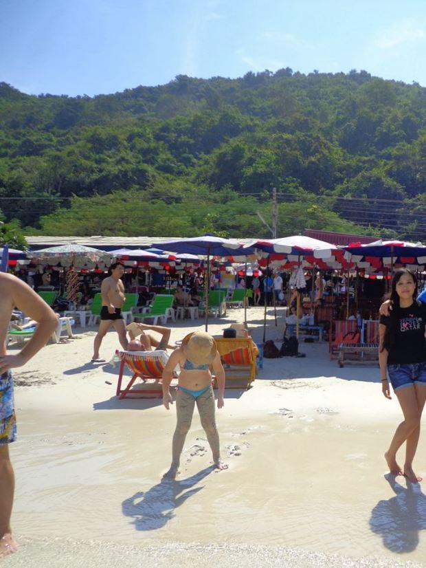 Thailand Pattaya Beach 6