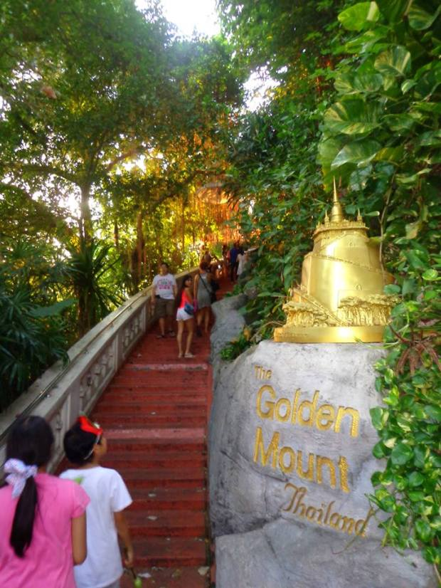 Wat Saket Golden Mount 2