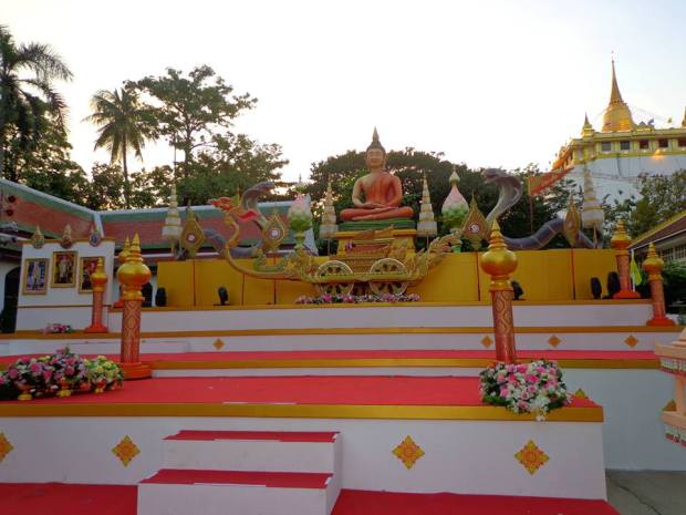 Wat Saket Golden Mount 7