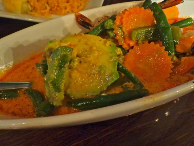 Bodhi Tree Thai Food New York Manhattan Restaurant Avocado Curry