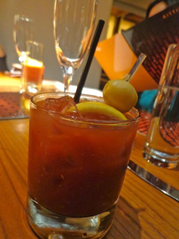 Kittichai Restaurant South Village New York Brunch Bloody Mary