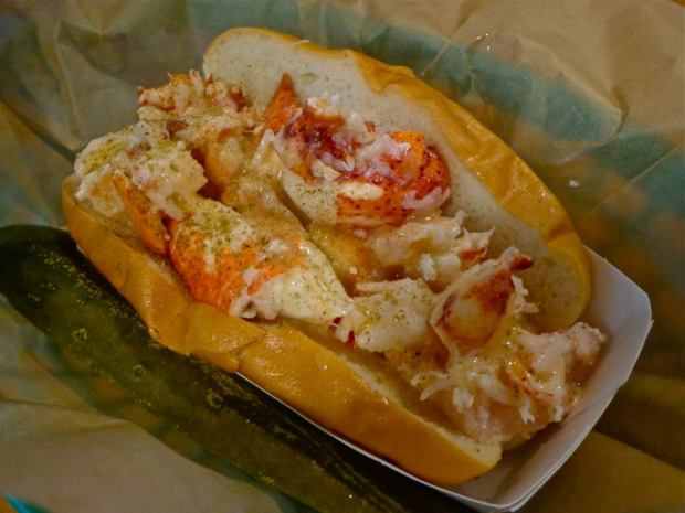 Luke's Lobster New York Manhattan Amsterdam Avenue Lobster Roll