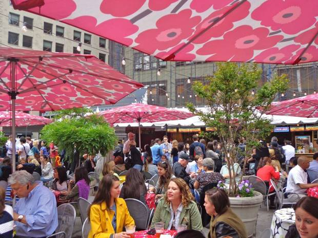 Madison Square Park Eats Food Festival