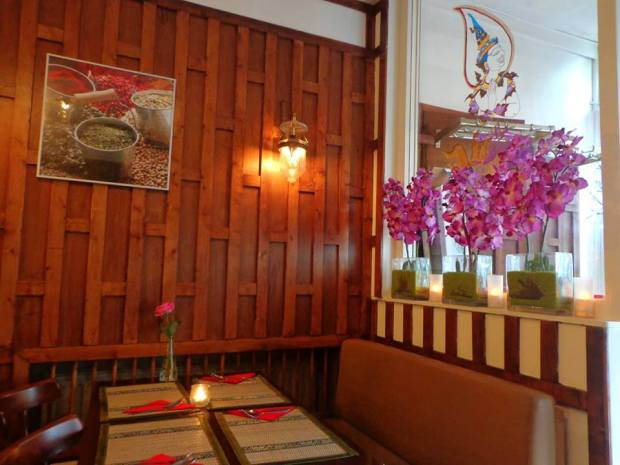Maenaam Thai Restaurant Amsterdam