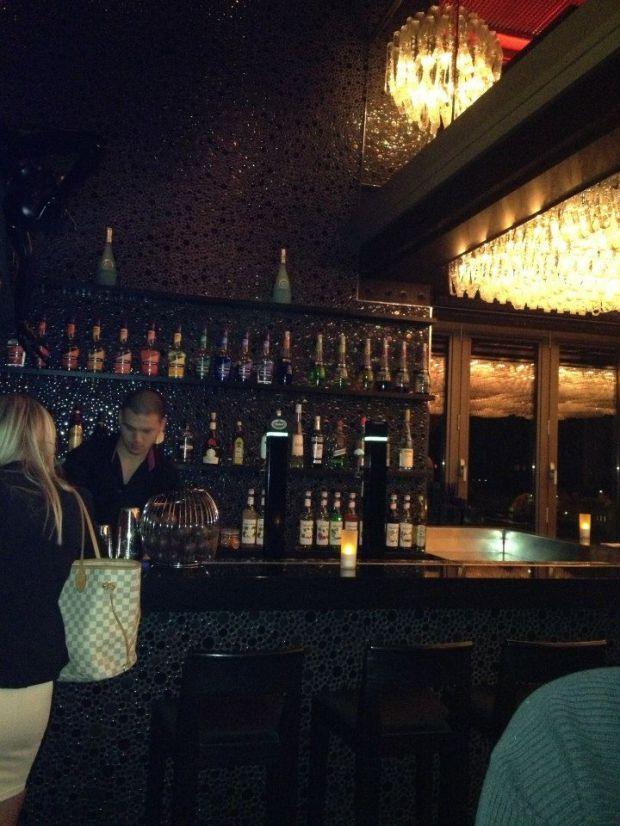Skyybar Fashion hotel bar